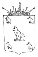 Gib's coat of arms.