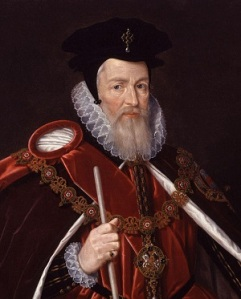 Lord Purrlie, better known as William Cecil, Lord Burghley (1520-1598)