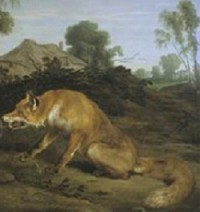A Fox, from a Franz Snyders painting