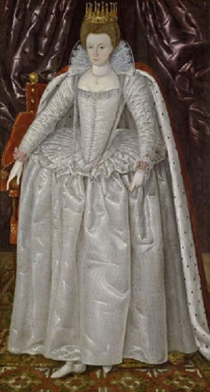The Countess of Southampton (nee Elizabeth Vernon) 1603.