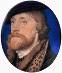 Thomas Wriothesley, by Hans Holbein. Metropolitan Museum of Art.